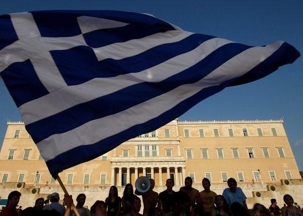กรีซยอมรับบทบาทของ IMF ในวงเงินช่วยเหลืองวดที่ 3 - ảnh 1