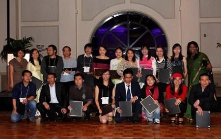 การสัมมนาประจำปีของกองทุนการเงินเพื่อการศึกษาเวียดนามที่ประเทศสหรัฐฯ - ảnh 1