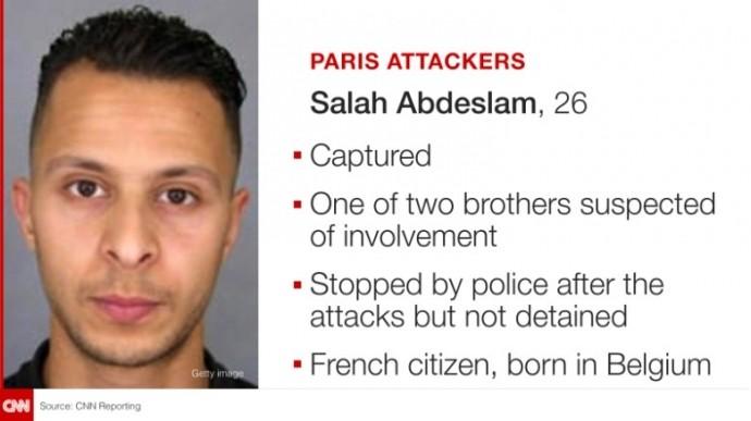 ผู้ต้องสงสัยที่เกี่ยวข้องกับเหตุโจมตีในกรุงปารีสสารภาพว่ากำลังวางแผนการโจมตีระลอกใหม่ - ảnh 1