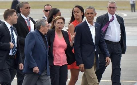 ประธานาธิบดีสหรัฐฯ เสร็จสิ้นการเยือนคิวบาอย่างเป็นทางการ       - ảnh 1