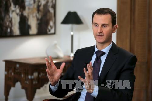 รัสเซียประกาศสนับสนุนฝ่ายรัฐบาลที่ชอบด้วยกฎหมายในซีเรีย  - ảnh 1