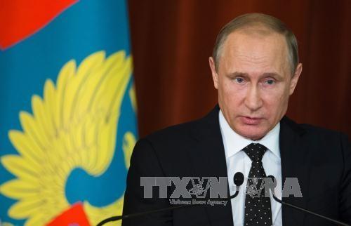รัสเซียต้องปรับปรุงนโยบายทางการทูตเพื่อรับมือกับทุกความเสี่ยงและความท้าทาย  - ảnh 1