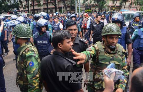 ผู้ก่อเหตุการโจมตีในบังกลาเทศไม่ใช่สมาชิกกลุ่มไอเอส    - ảnh 1