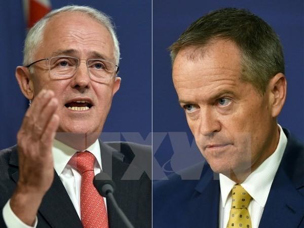 สองพรรคใหญ่ในออสเตรเลียแสวงหามาตรการจัดตั้งรัฐบาลชุดใหม่   - ảnh 1