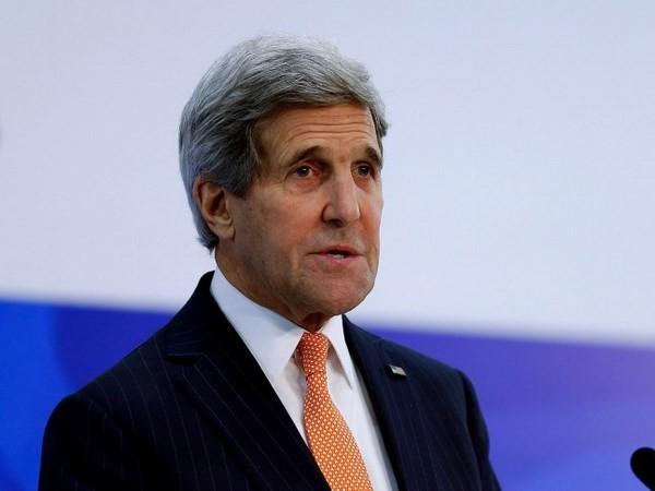 รมต.ต่างประเทศสหรัฐจะเดินทางไปยังจอร์เจียและยูเครนก่อนเข้าร่วมการประชุมสุดยอดนาโต้ - ảnh 1