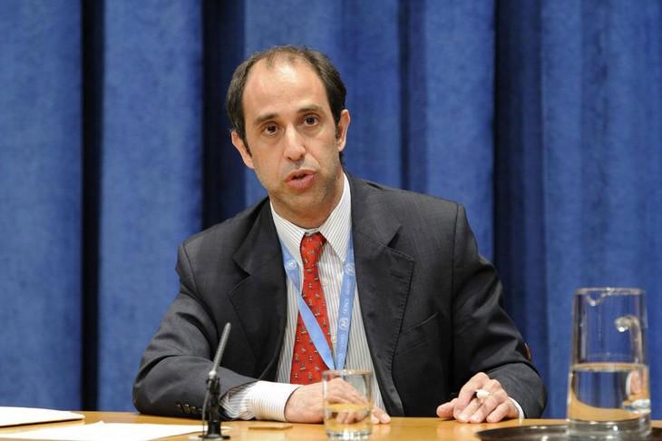 สหประชาชาติแต่งตั้งทูตพิเศษคนใหม่ดูแลปัญหาสิทธิมนุษยชนในเปียงยาง  - ảnh 1