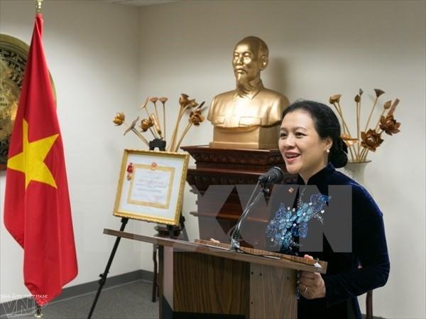 เวียดนามยืนยันที่จะผลักดันการพัฒนาอย่างยั่งยืนและค้ำประกันสิทธิมนุษยชน  - ảnh 1