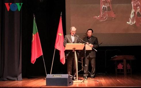 รายการศิลปะเพื่อฉลองครบรอบ 500 ปีความสัมพันธ์ระหว่างเวียดนามกับโปรตุเกส  - ảnh 1