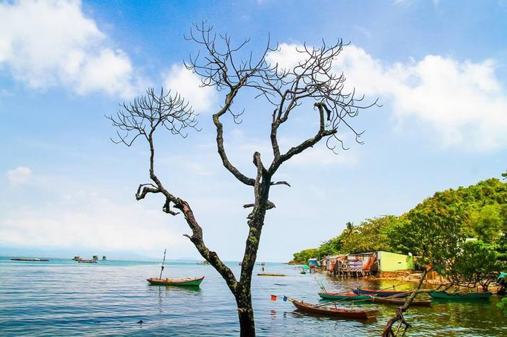 หมู่เกาะ หายตัก - จุดท่องเที่ยวที่น่าสนใจในจังหวัดเกียนยาง - ảnh 2