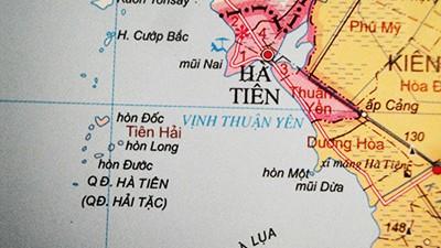 หมู่เกาะ หายตัก - จุดท่องเที่ยวที่น่าสนใจในจังหวัดเกียนยาง - ảnh 1