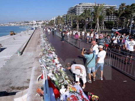 พนักงานอัยการฝรั่งเศสแจ้งข้อกล่าวหาผู้ต้องสงสัยโจมตีก่อการร้าย 5 คน   - ảnh 1