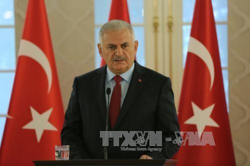 รัฐบาลตุรกีจัดตั้งคณะกรรมการประสานงานในสถานการณ์ฉุกเฉิน  - ảnh 1