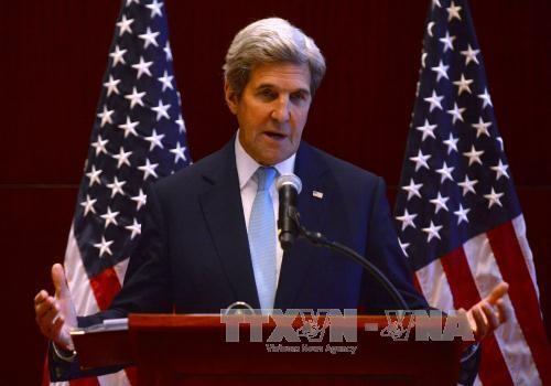 สหรัฐสนับสนุนให้จีนและฟิลิปปินส์แก้ไขปัญหาการพิพาทในทะเลตะวันออกผ่านการเจรจา - ảnh 1