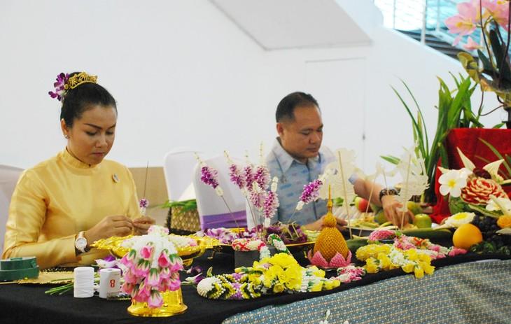 งานวันวัฒนธรรมไทยในเวียดนาม - ảnh 3