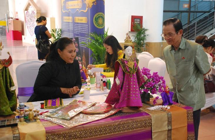 งานวันวัฒนธรรมไทยในเวียดนาม - ảnh 5