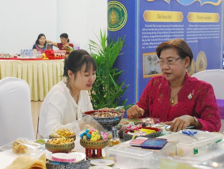 งานวันวัฒนธรรมไทยในเวียดนาม - ảnh 10