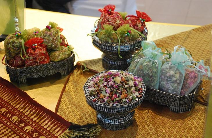 งานวันวัฒนธรรมไทยในเวียดนาม - ảnh 12