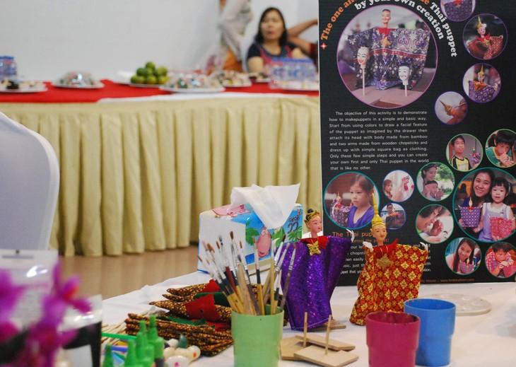 งานวันวัฒนธรรมไทยในเวียดนาม - ảnh 8