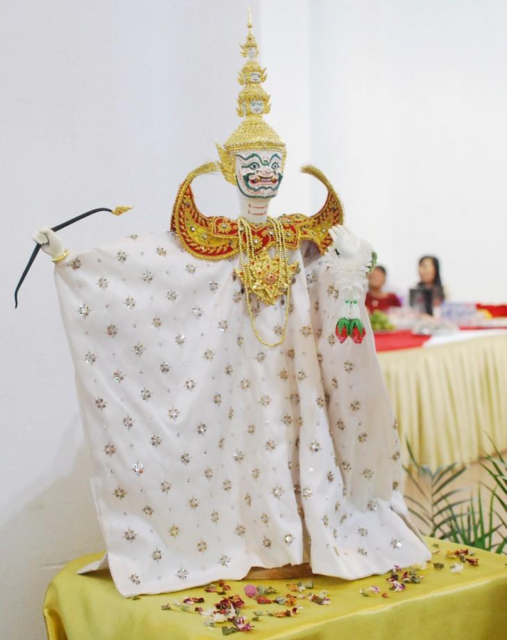 งานวันวัฒนธรรมไทยในเวียดนาม - ảnh 9