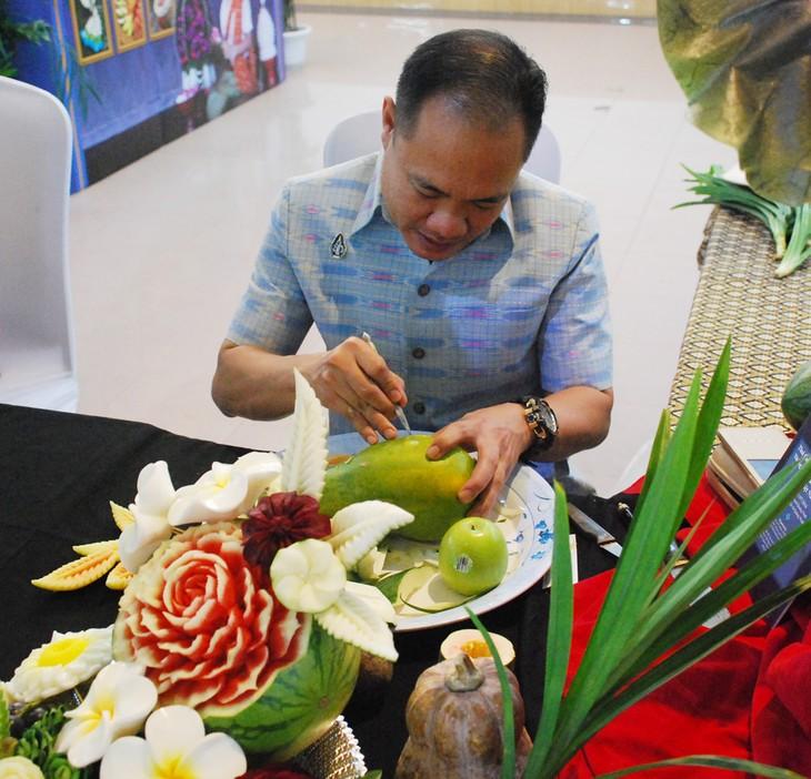 งานวันวัฒนธรรมไทยในเวียดนาม - ảnh 4