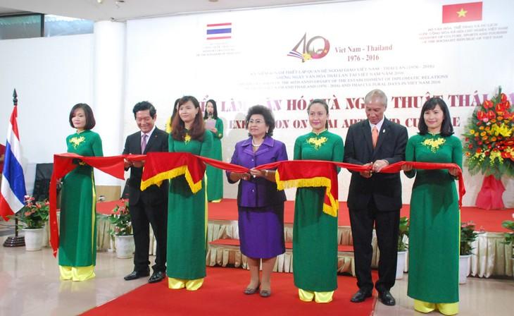 งานวันวัฒนธรรมไทยในเวียดนาม - ảnh 2