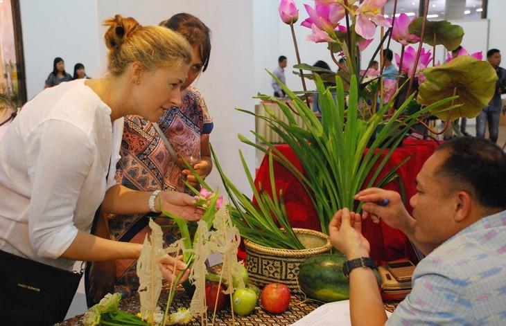 งานวันวัฒนธรรมไทยในเวียดนาม - ảnh 16