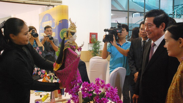 งานวันวัฒนธรรมไทยในเวียดนาม - ảnh 7