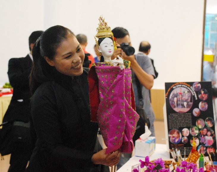 งานวันวัฒนธรรมไทยในเวียดนาม - ảnh 6