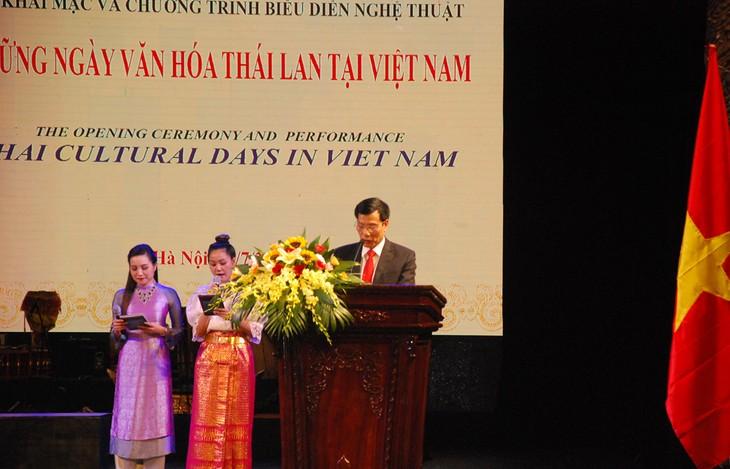 งานวันวัฒนธรรมไทยในเวียดนาม - ảnh 17