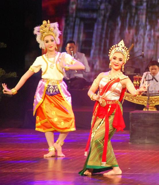 งานวันวัฒนธรรมไทยในเวียดนาม - ảnh 19