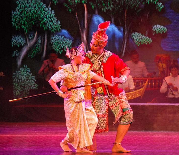งานวันวัฒนธรรมไทยในเวียดนาม - ảnh 25