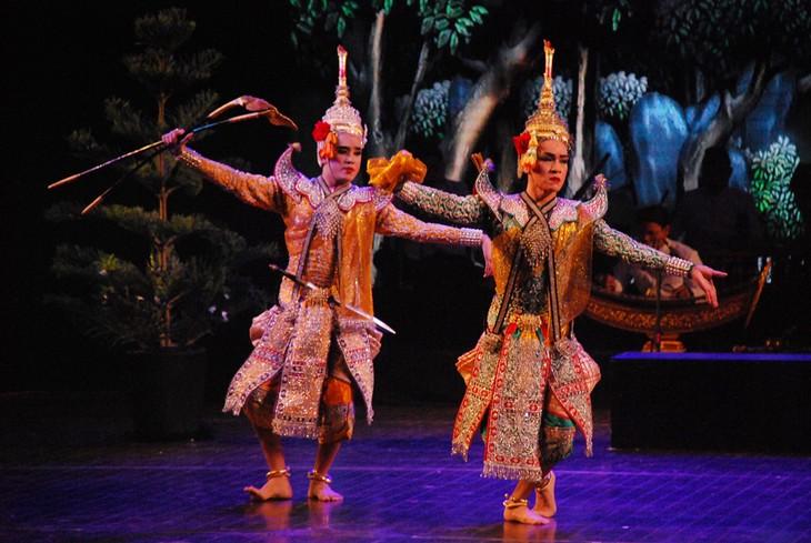 งานวันวัฒนธรรมไทยในเวียดนาม - ảnh 26