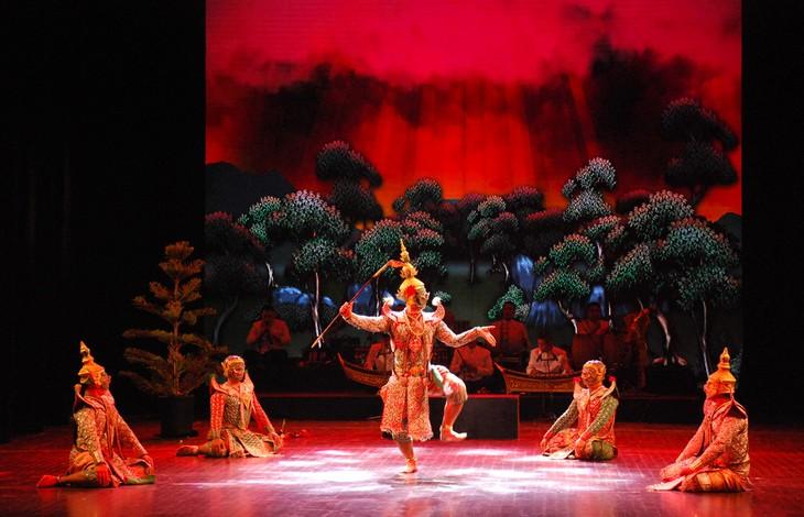 งานวันวัฒนธรรมไทยในเวียดนาม - ảnh 27