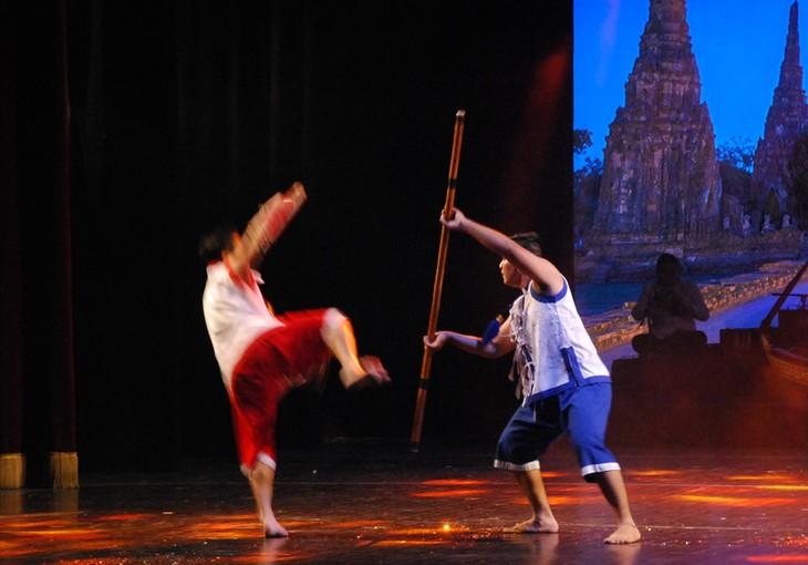 งานวันวัฒนธรรมไทยในเวียดนาม - ảnh 31