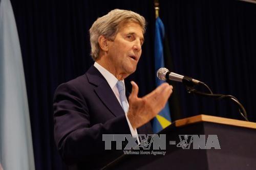 การเจรจาระหว่างสหรัฐกับรัสเซียเกี่ยวกับซีเรียใกล้จะเสร็จสิ้นลง  - ảnh 1