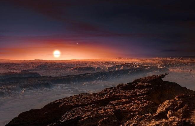 พบดาวเคราะห์คล้ายโลกดวงใหม่นอกระบบสุริยะจักรวาล - ảnh 1