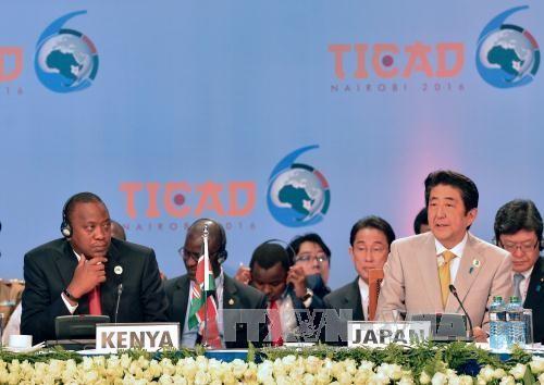 ญี่ปุ่นและแอฟริกาให้คำมั่นต่อต้านการก่อการร้าย - ảnh 1