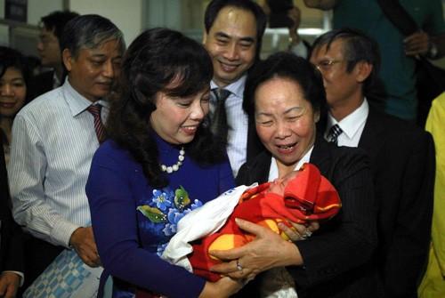 Población de Vietnam alcanza el hito de 90 millones de habitantes - ảnh 1