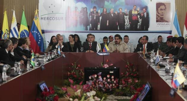 Presidente venezolano apuesta por ampliar Mercosur  - ảnh 1