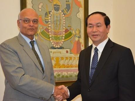 Vietnam e India consolidan cooperación de seguridad y defensa - ảnh 1