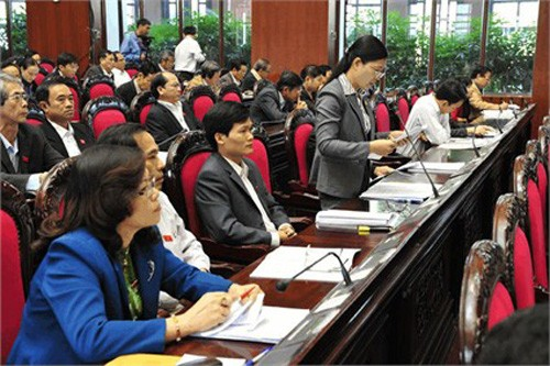 Diputados vietnamitas piden una gestión más eficaz del presupuesto estatal  - ảnh 1