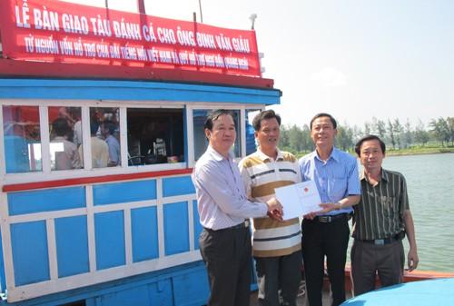 La Voz de Vietnam se suma a la solidaridad nacional con pescadores - ảnh 1