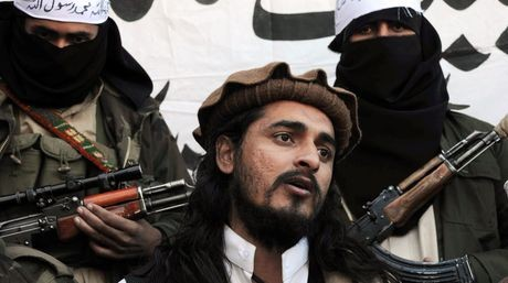 Pakistán condena ataque de dron estadounidense contra líder talibán en su país - ảnh 1