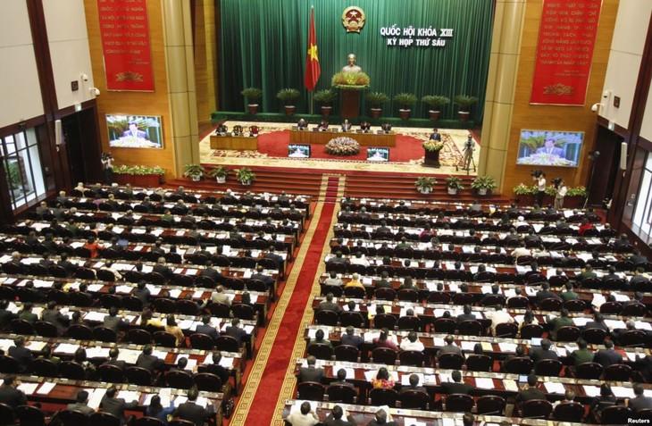 Empiezan tercera semana de reuniones de Asamblea Nacional de Vietnam - ảnh 1