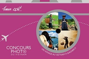 Efectúan exhibición fotográfica sobre Vietnam en Francia - ảnh 1