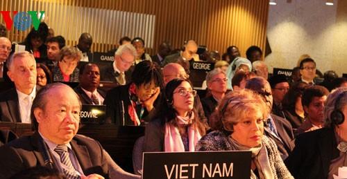 Asamblea General 37 de UNESCO discute nueva estrategia - ảnh 1