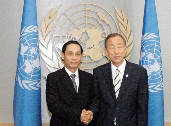 Vietnam firma Convención de ONU contra la tortura - ảnh 1