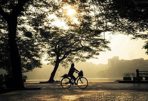 Hanoi en los últimos días del otoño  - ảnh 10