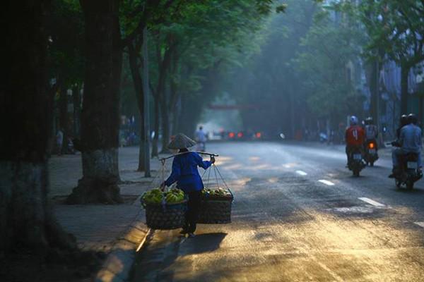 Hanoi en los últimos días del otoño  - ảnh 3
