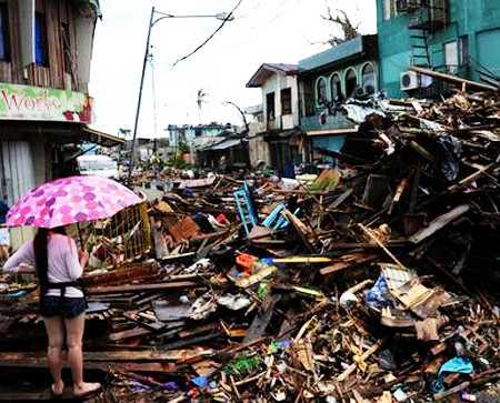Se decreta en Filipinas estado de calamidad  - ảnh 1